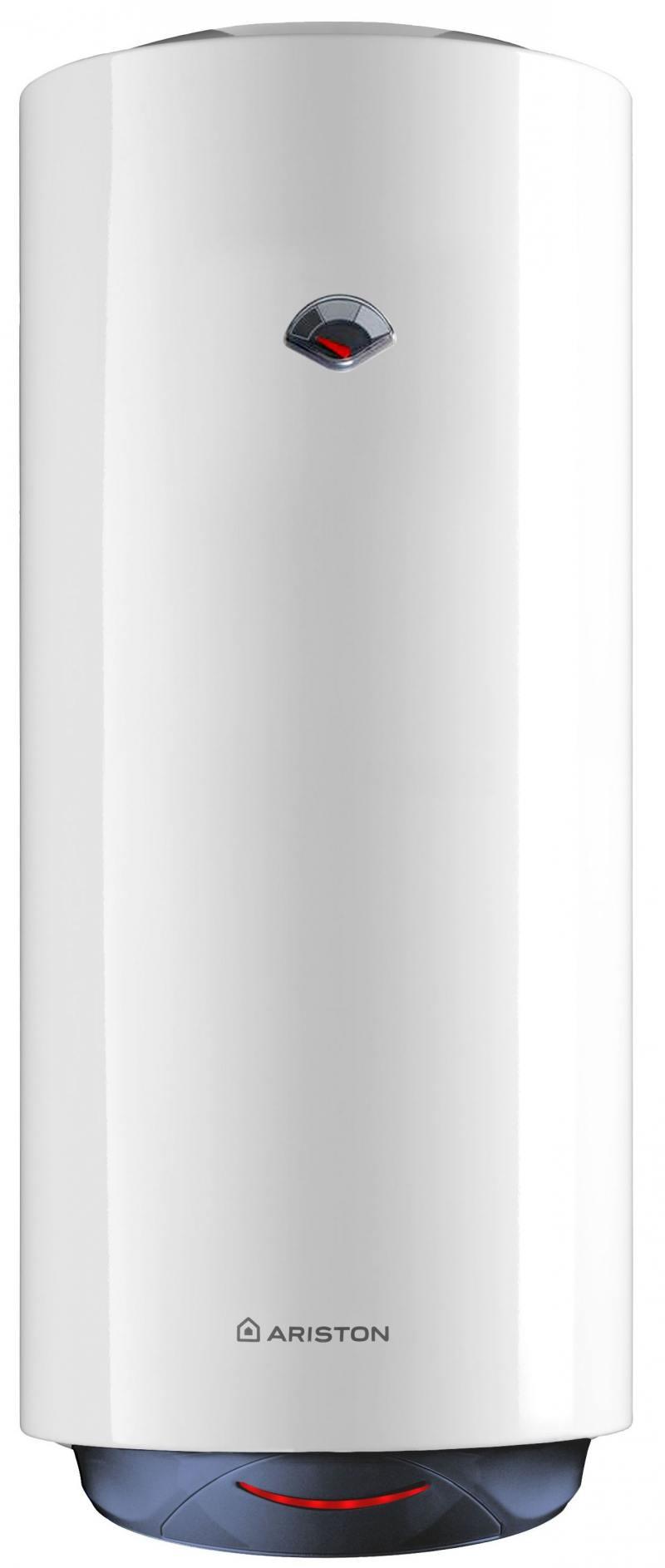 Водонагреватель накопительный Ariston ABS BLU R 65 V SLIM 65л 1.5кВт белый