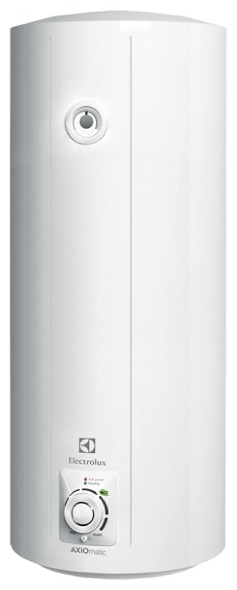 Водонагреватель накопительный Electrolux EWH 50 AXIOmatic Slim 50л 1.5кВт белый