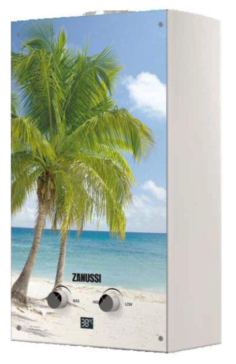 Водонагреватель проточный Zanussi GWH 10 Fonte Glass Paradiso 18.5 кВт водонагреватель проточный zanussi gwh 10 fonte glass la spezia 18 5 квт
