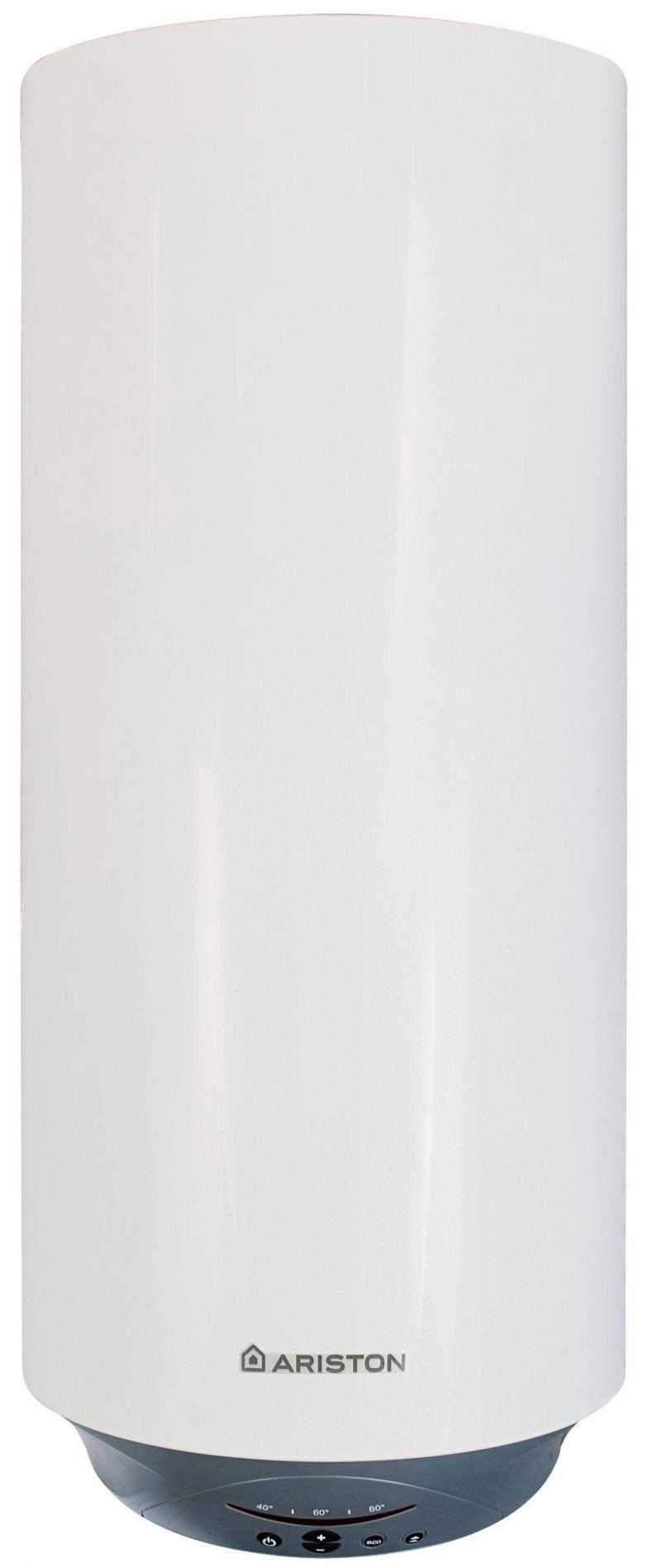 Водонагреватель накопительный Ariston ABS PRO ECO INOX PW 50 V Slim 50л 2.5кВт белый