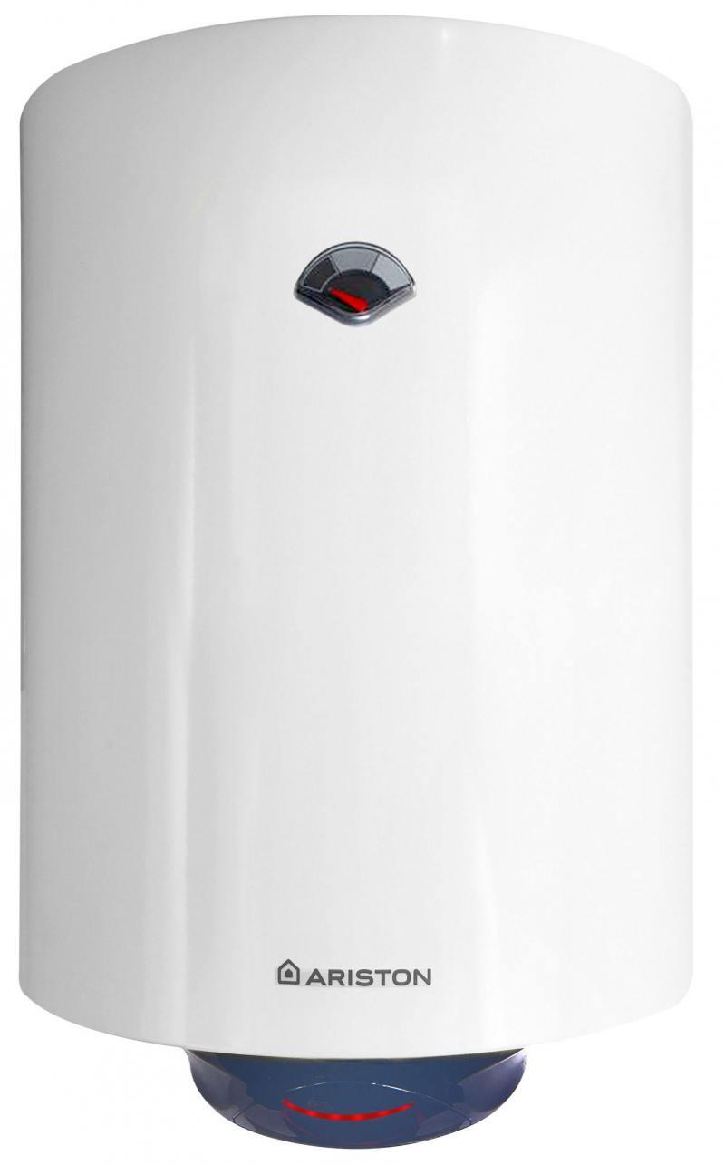 Водонагреватель накопительный Ariston ABS BLU R 80 V 80л 1.5кВт белый
