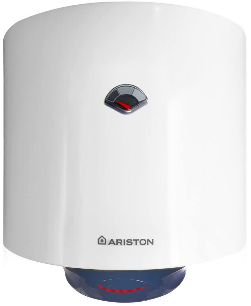 Водонагреватель накопительный Ariston ABS BLU R 50 V 50л 1.5кВт белый ariston abs blu r 100 v в днепропетровске