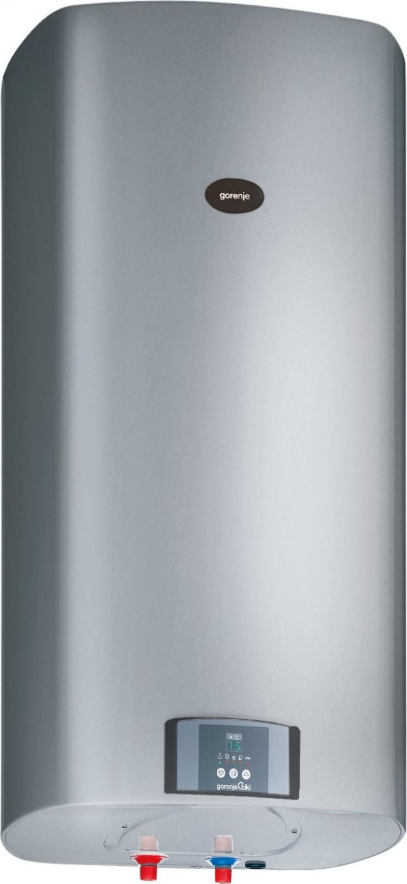 Водонагреватель накопительный Gorenje OGB50SEDDSB6 50л 2кВт серебристый измельчитель gorenje s450e 450вт серебристый