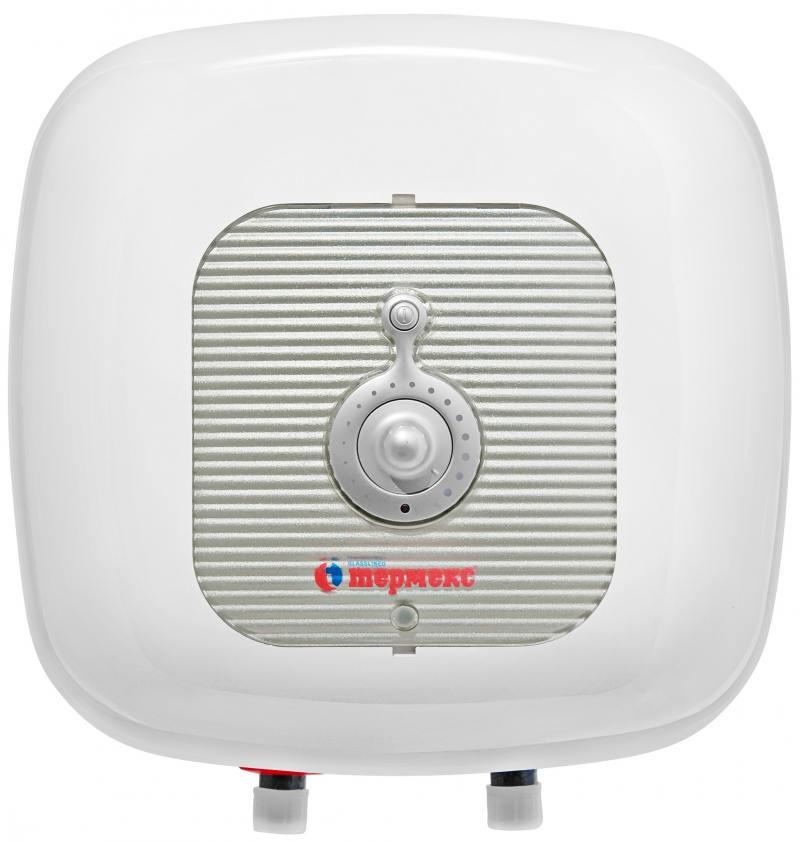 Водонагреватель накопительный Thermex Hit H30-O 30л 1.5кВт белый электрический накопительный водонагреватель thermex hit h10 o