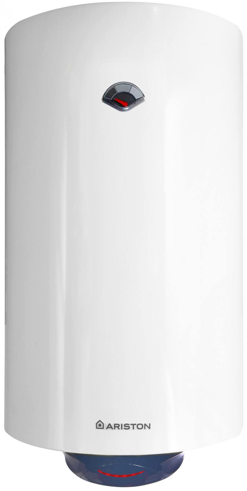 Водонагреватель накопительный Ariston ABS BLU R 100 V 100л 1.5кВт белый ariston abs blu r 100 v в днепропетровске