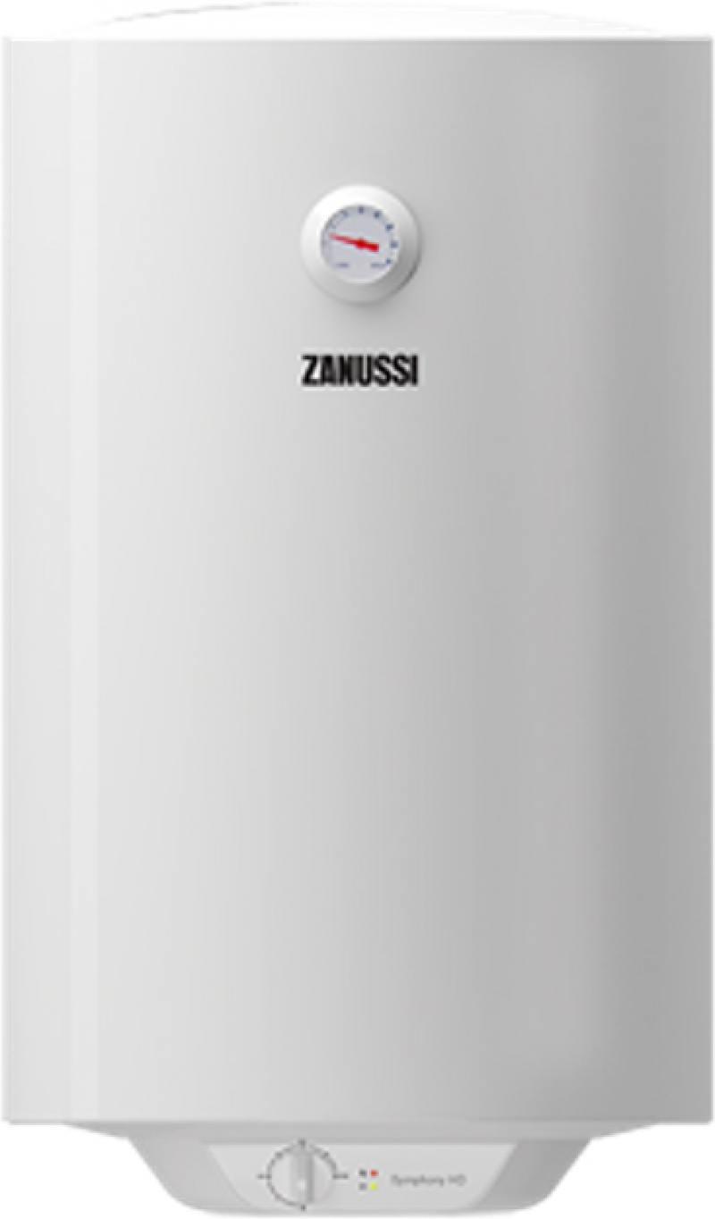 Водонагреватель накопительный Zanussi ZWH/S 50 Symphony HD 50л 1.5кВт водонагреватель накопительный zanussi zwh s 80 symphony hd