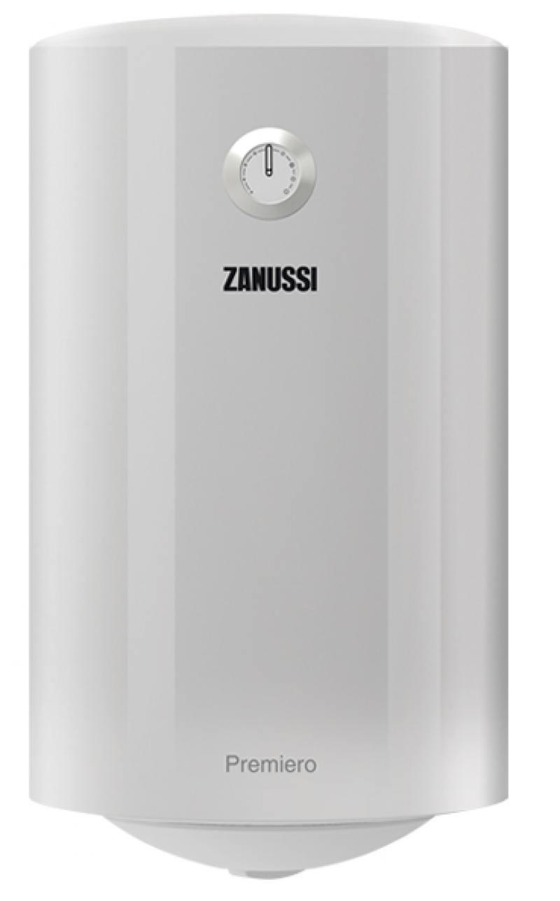 Водонагреватель накопительный Zanussi ZWH/S 50 Premiero 50л 1.5кВт белый