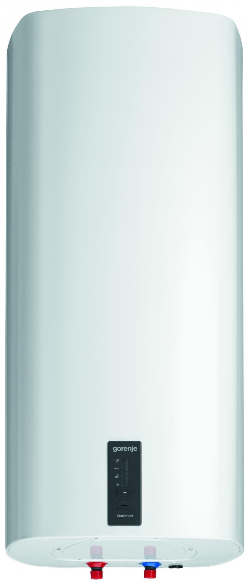 Водонагреватель накопительный Gorenje OTGS80SMB6 80л 2кВт белый gorenje hbx485qw черно белый