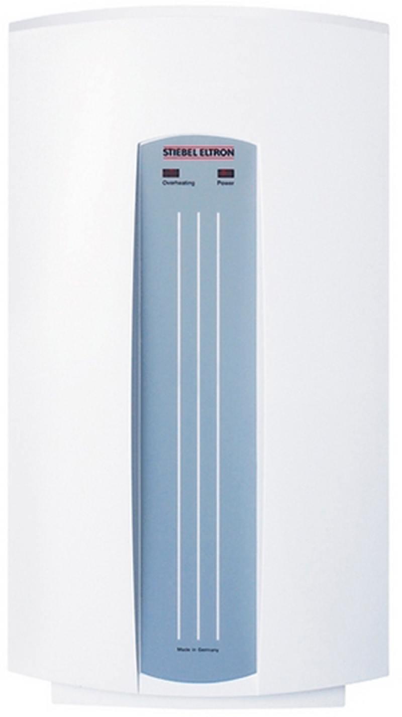 Водонагреватель проточный Stiebel Eltron DHC 8 8 кВт stiebel eltron sh 10 sli