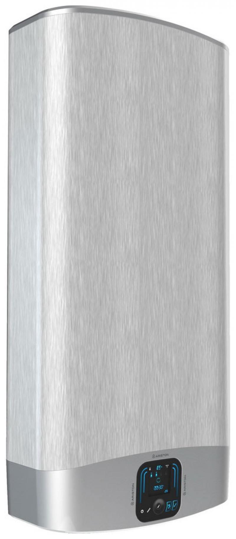 Водонагреватель накопительный Ariston ABS VLS EVO WI-FI 80 80л 2.5кВт серебристый 3700456