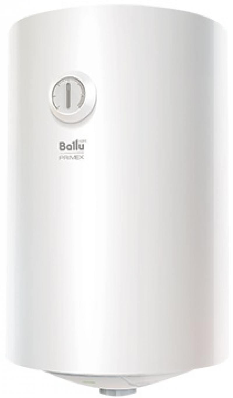 Водонагреватель накопительный Ballu BWH/S 80 Primex 80л 1.5кВт белый водонагреватель ballu bwh s 50 space