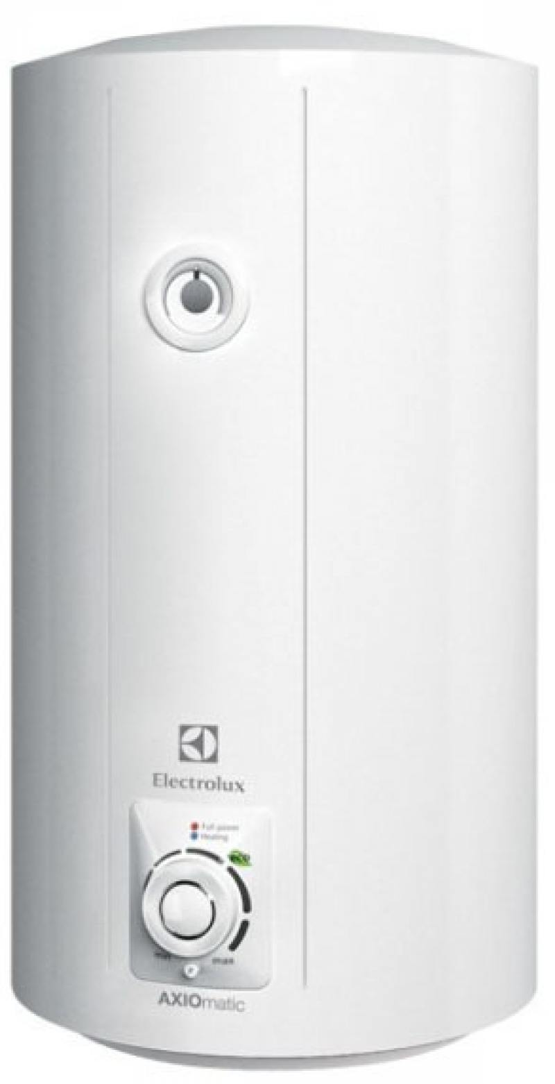 Водонагреватель накопительный Electrolux EWH 125 AXIOmatic 125л 1.5кВт белый