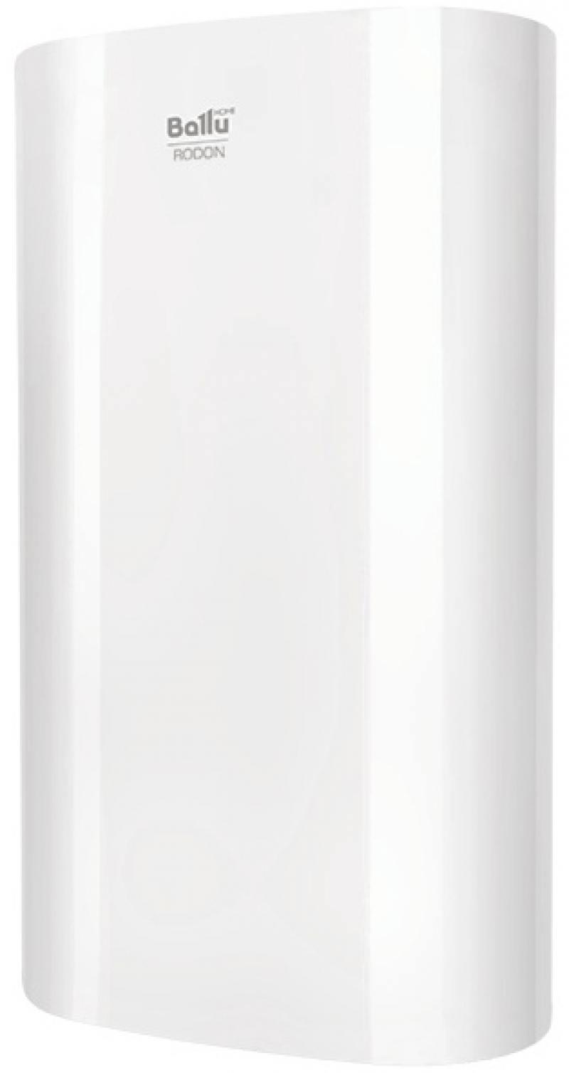 Водонагреватель накопительный Ballu BWH/S 100 Rodon 100л 2кВт белый электрический накопительный водонагреватель ballu bwh s 30 smart wifi