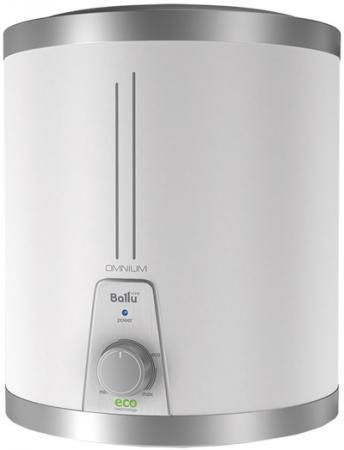 Водонагреватель накопительный Ballu BWH/S 10 Omnium U 10л 1.5кВт белый электрический накопительный водонагреватель ballu bwh s 30 smart wifi
