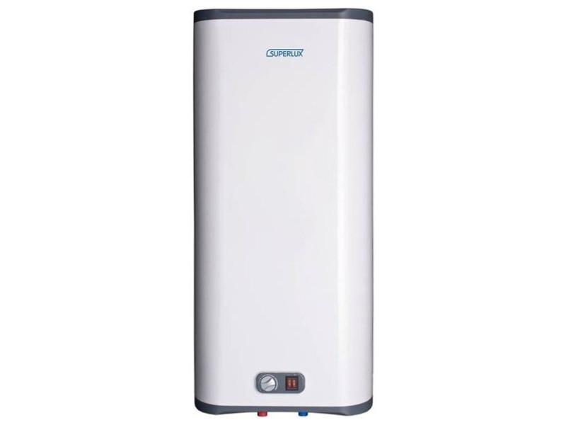 Водонагреватель накопительный Ariston Superlux Flat PW 100 V 100л 2.5кВт 3700469 водонагреватель superlux flat pw 30 v