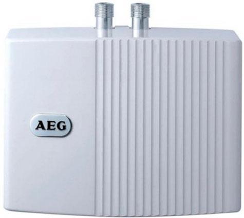 Водонагреватель проточный электрический AEG MTD 350 3500Вт 1.75л/мин 140х190х80мм конвектор электрический aeg wkl 2003 s 221002