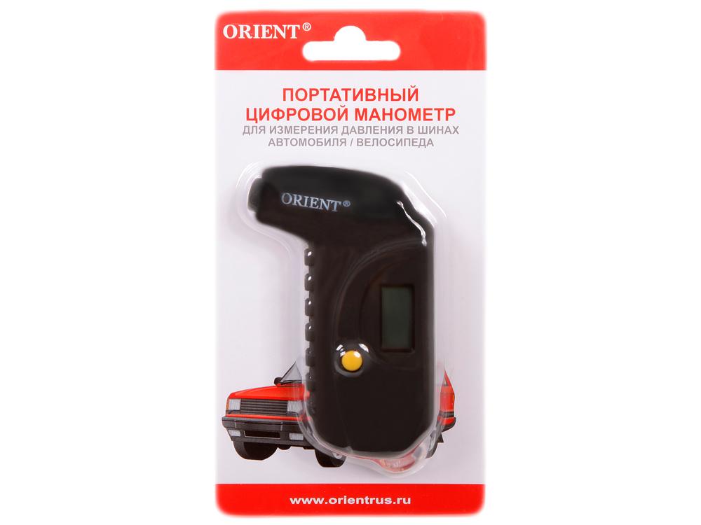 Портативный цифровой манометр ORIENT TG-02