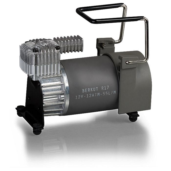 Компрессор автомобильный BERKUT R17 автомобильный компрессор airline ca 012 08o smart o g автомобильный