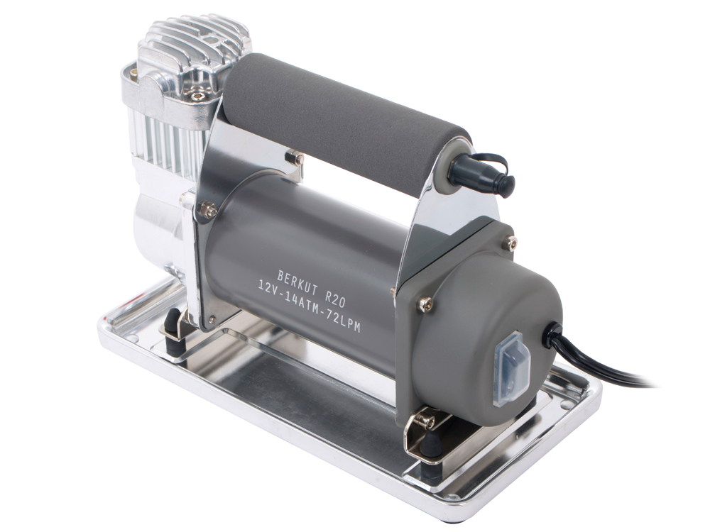 Автомобильный компрессор BERKUT R20 компрессор автомобильный berkut r17