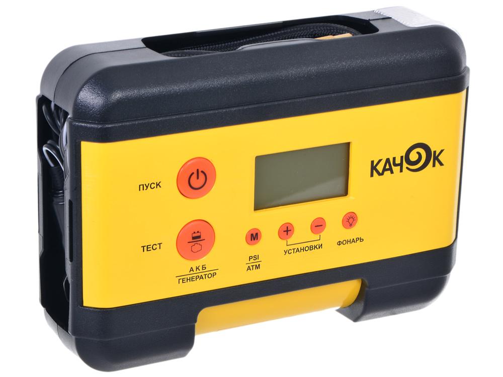 Автомобильный компрессор КАЧОК K60 автомобильный компрессор качок k30
