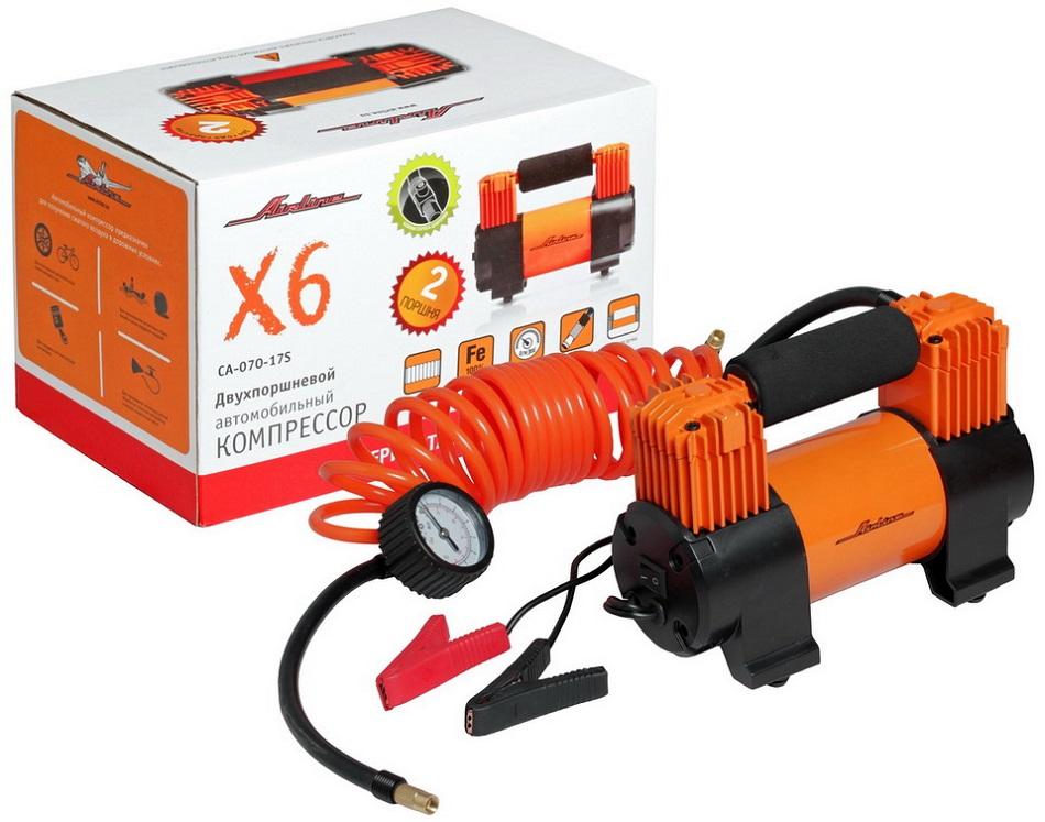 Автомобильный компрессор Airline X6