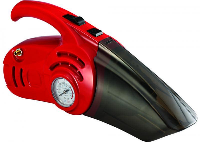 Автомобильный компрессор с пылесосом ZIPOWER PM 6510 15л/мин