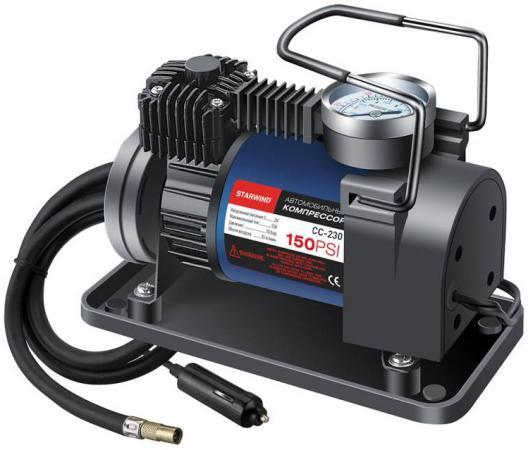 Автомобильный компрессор Starwind CC-260 автомобильный компрессор starwind cc 200