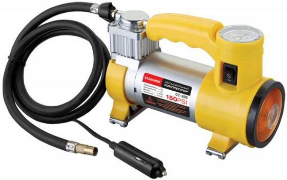Автомобильный компрессор Starwind CC-200 автомобильный компрессор starwind cc 200