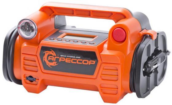 Купить Компрессор AUTOPROFI AGR-40 Digital цифровой агрессор 5 в 1 жк дисплей тест акб и ген-ра фонар