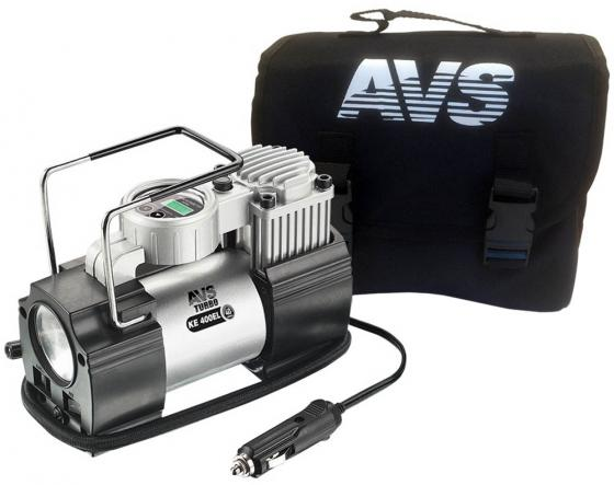 Компрессор AVS KE400EL автомобильный автомобильный компрессор airline ca 030 13l master l автомобильный