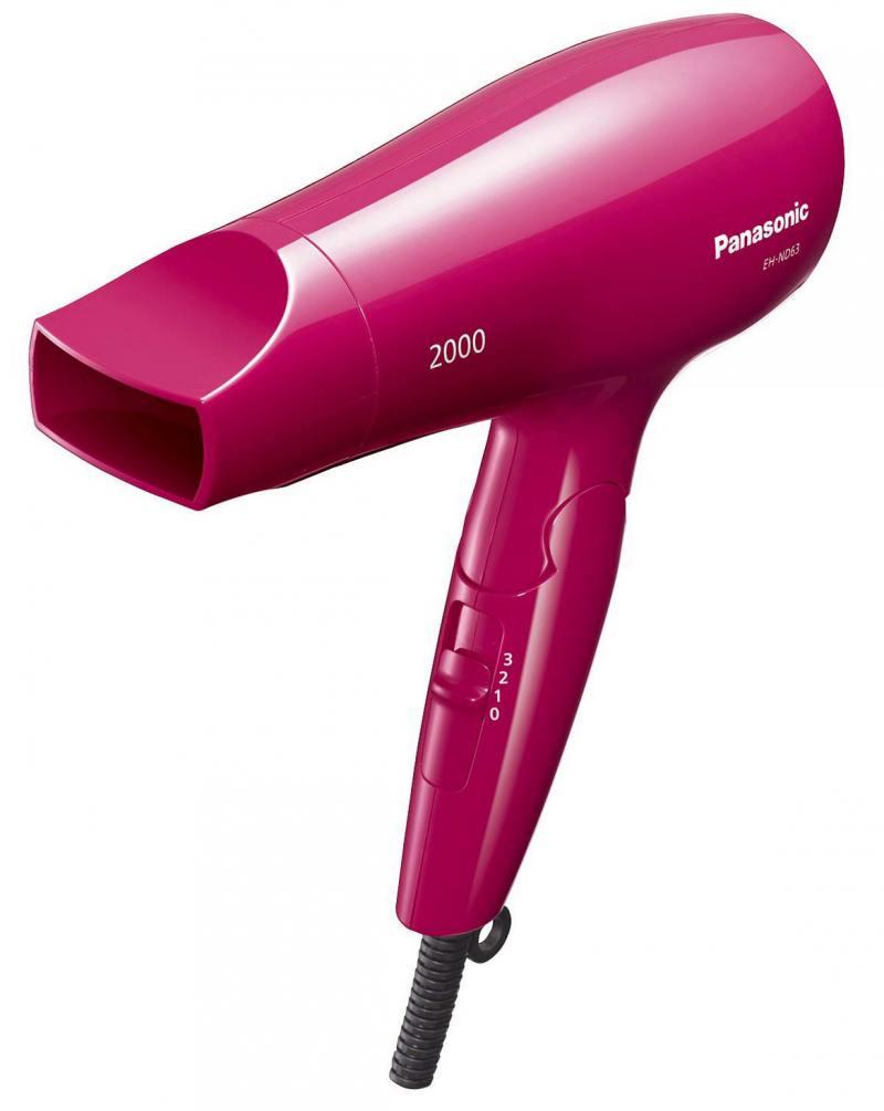 Фен Panasonic EH-ND63-P865 2000Вт розовый цена