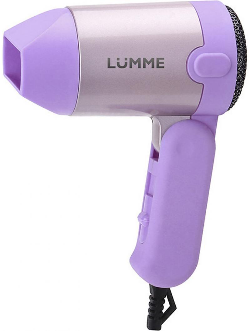Фен Lumme LU-1044 1000Вт лиловый аметист