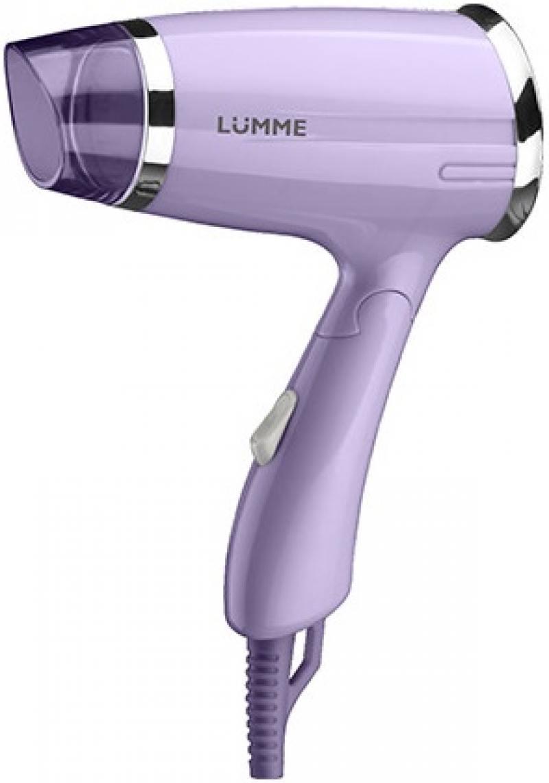 Фен Lumme LU-1042 1400Вт лиловый аметист