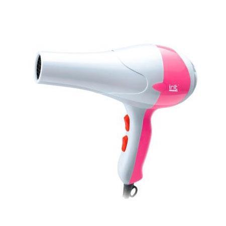 Фен Irit IR-3137 1200Вт белый розовый отпариватель irit ir 2304 800вт белый синий