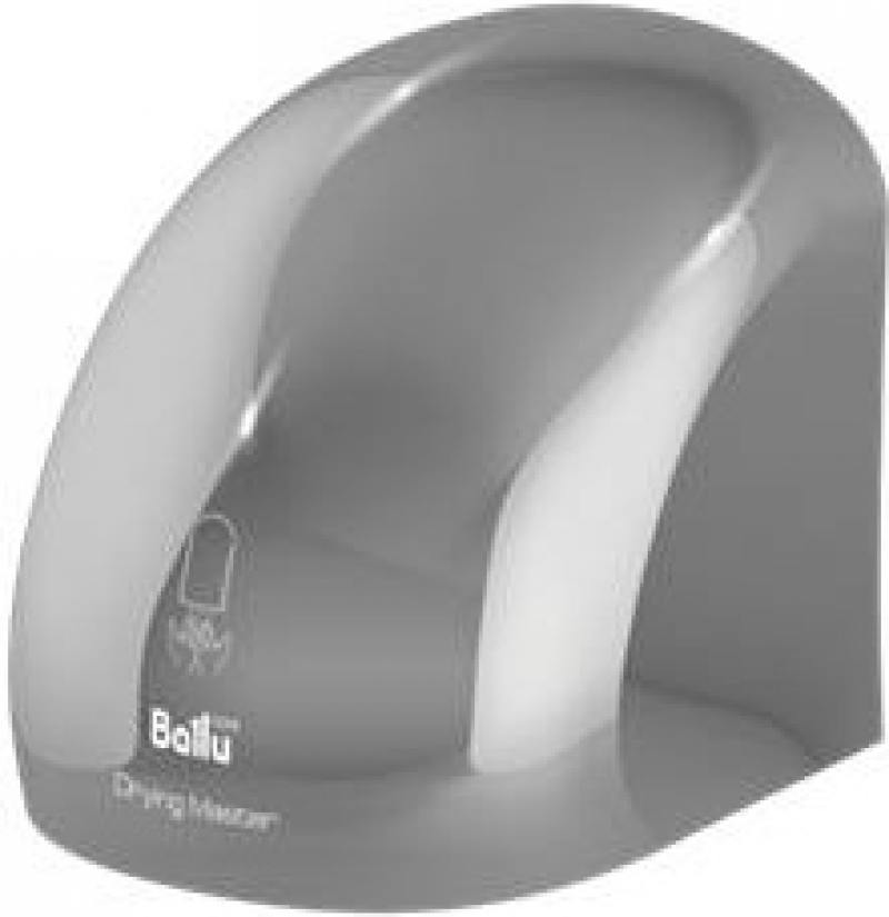 купить Сушилка для рук BALLU BALLU BAHD-2000DM 2000Вт серебристый онлайн