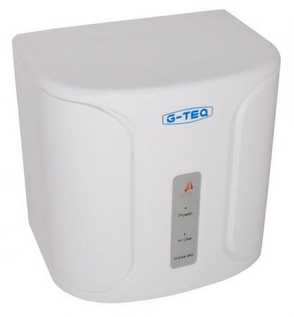 Сушилка для рук G-TEQ 8801 PW  1000Вт 45 м/сек скоростная