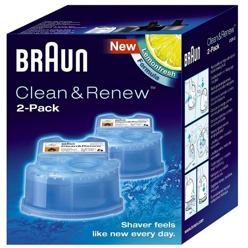 Картридж Braun CCR 2  недорого