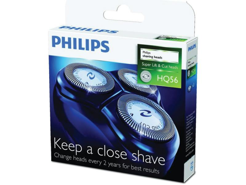 Бритвенная головка Philips HQ56/50 головка dde гм 50