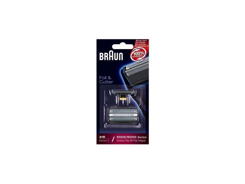Сетка и режущий блок Braun Series3 31B 81387938 сетка и режущий блок braun series3 31b 81387938