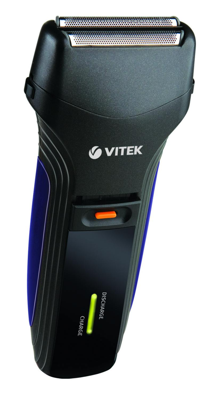Бритва Vitek VT-8265 чёрный бритва vitek vt 2374 bk чёрный