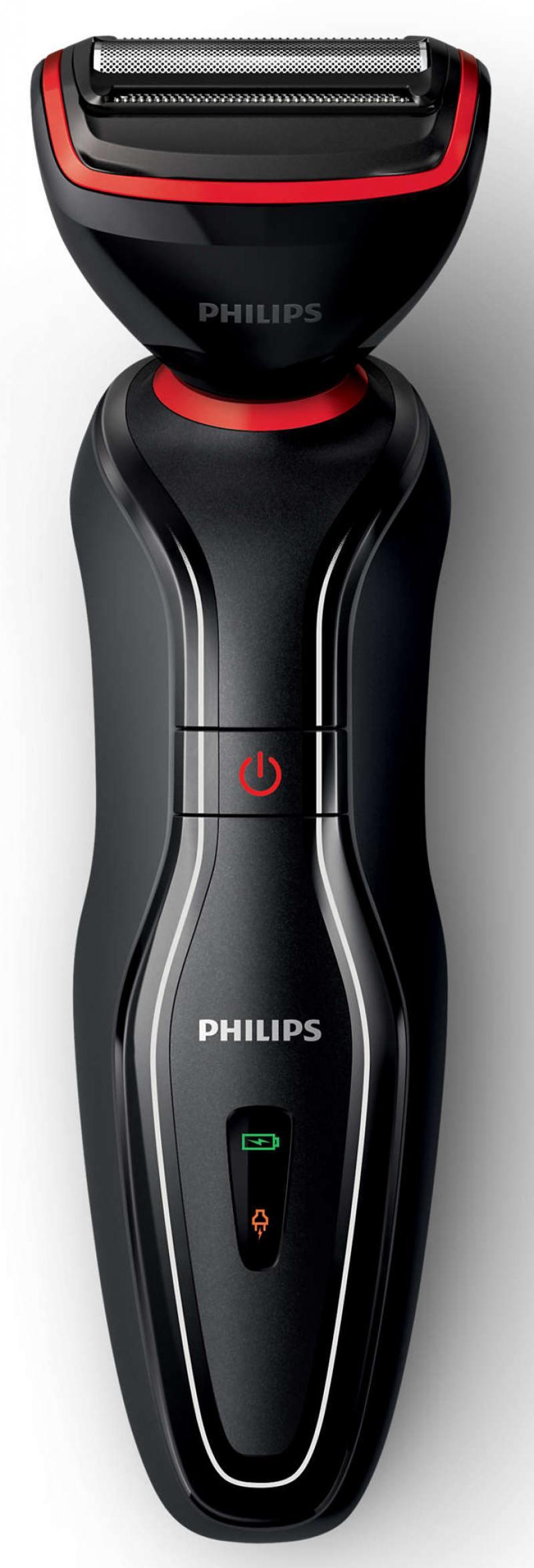 Бритва Philips S728/17 чёрный philips garcia pendant nickel 4x60w philips 36126 17 16