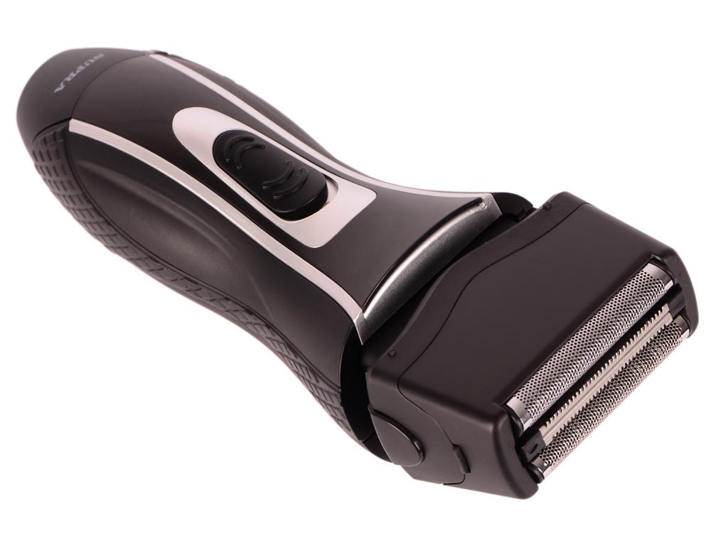 Бритва Supra RS-216 чёрный серый supra tts 216