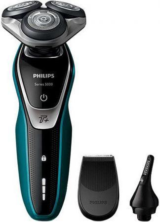 Бритва Philips S5550/44 чёрный мультиварка philips hd3197 03