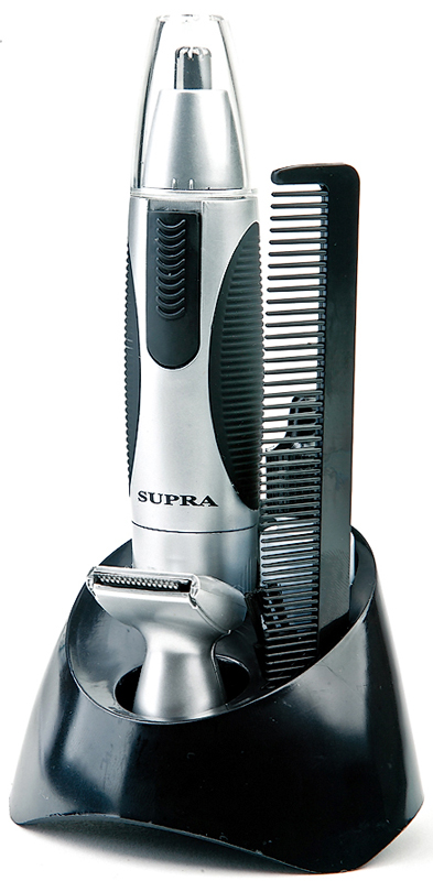 Триммер Supra NTS-102 silver триммер supra nts 101 черный nts 101 black