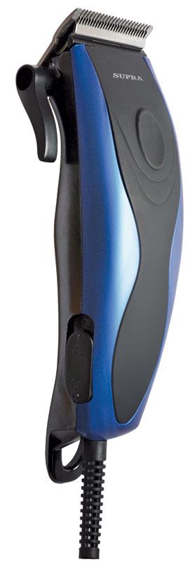Машинка для стрижки SUPRA HCS-203 триммер supra hcs 203 синий черный [4068]