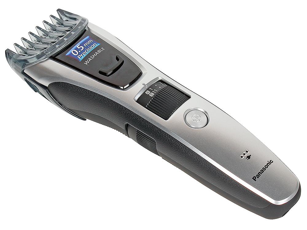 Машинка для стрижки Panasonic ER-GB70-S520 машинка для стрижки волос panasonic panasonic er gb60