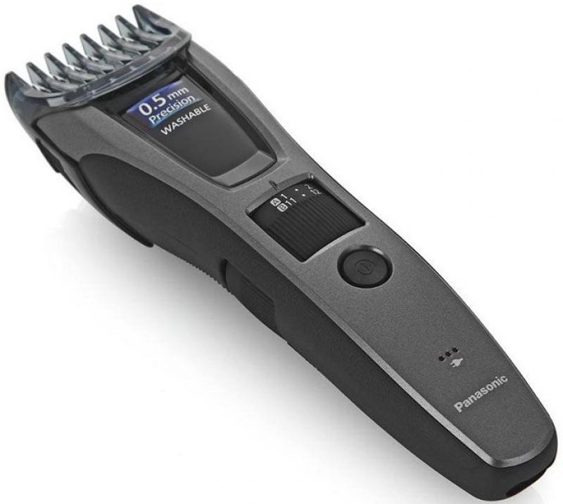 Машинка для стрижки волос Panasonic ER-GB60-K520 чёрный профессиональная машинка для стрижки волос panasonic panasonic er1410