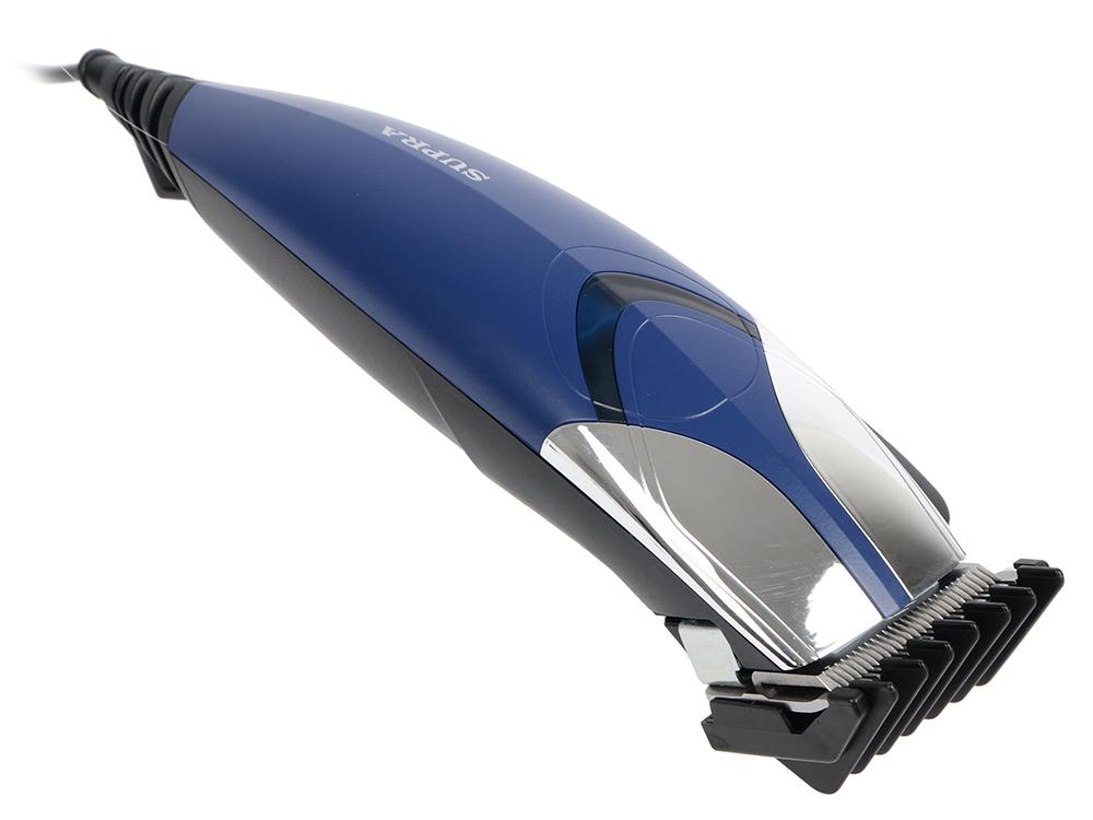 Машинка для стрижки волос Supra HCS-720 синий