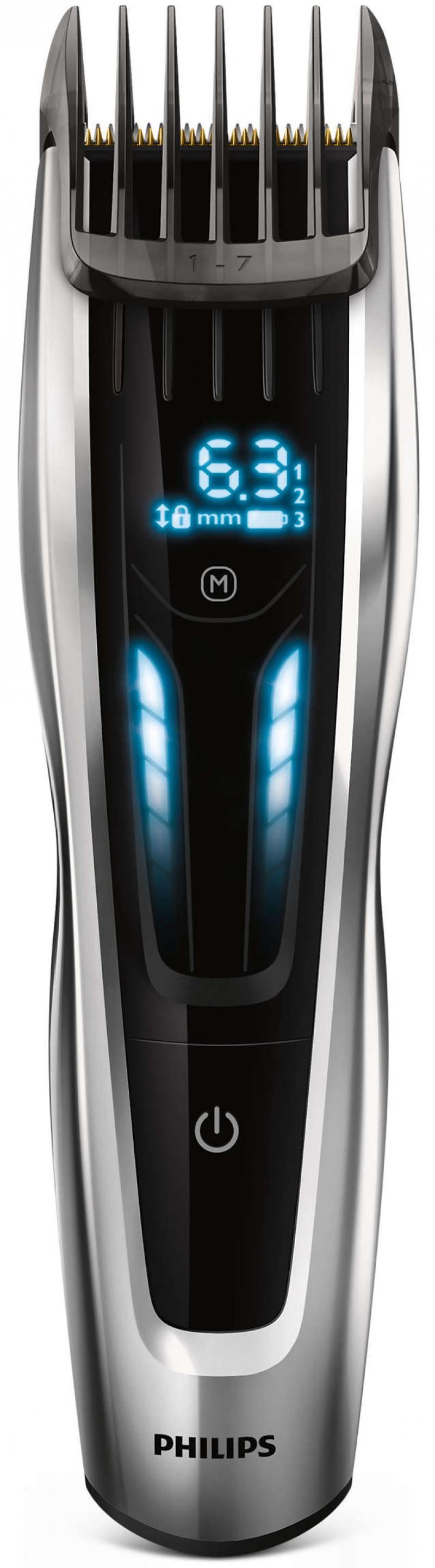 Машинка для стрижки волос Philips HC9450/15 чёрный машинка для стрижки волос philips hc5438 15 чёрный