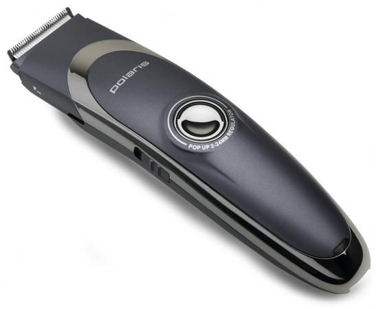 Машинка для стрижки волос Polaris PHC 0602RC черный